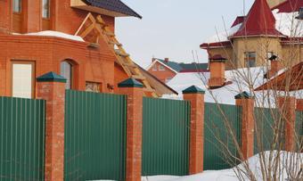 Профлист для забора в Воронеже